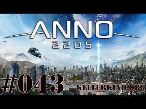 ANNO 2205 [HD|60FPS] #043 – Ein früher Abschied ★ Let's Play ANNO 2205