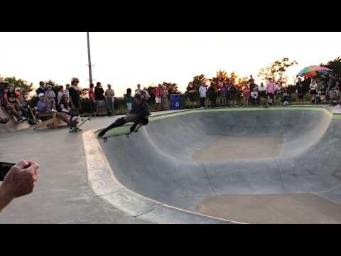 SK8 Charleston SK8 Luau Open Bowl Jam sponsored by Parrot Surf and Skate