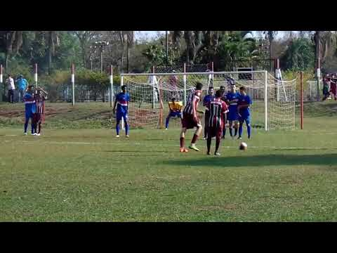 Gol no Campeonato Goiano Sub20