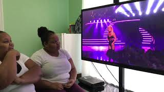 Britney Spears - Something To Talk About Live | Reaction