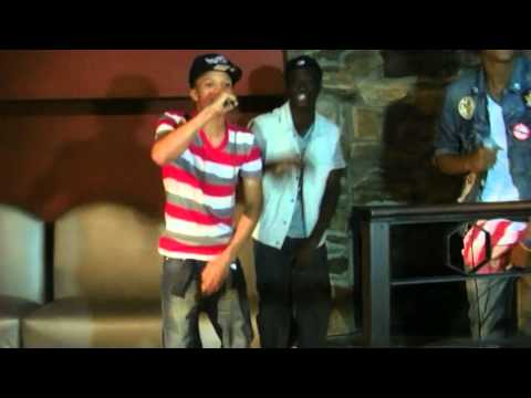 Fortress performance @Club Iguana 8/25/12