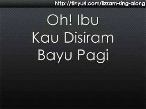 Image Result For Lagu Ibu Kita