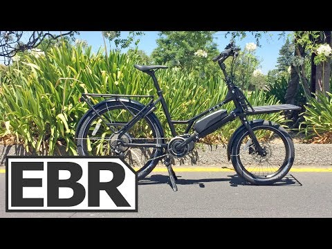 CERO One Video Review – Compact Electric Cargo Mamarachi Bike