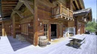 Very Big Luxury Chalet For Sale - La Grange De Crehavouettaz - Crans-Montana Valais Switzerland