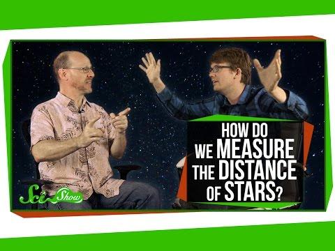 Jak se měří vzdálenosti hvězd