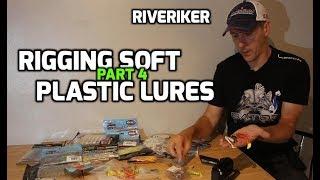 Rigging small soft plastics part 4 - (video 214)