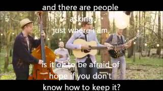 Charlie Simpson- Down Down Down lyrics