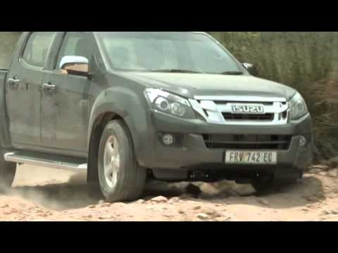 Isuzu KB Off-Road Footage