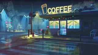 Coffee shop vibes... 😴