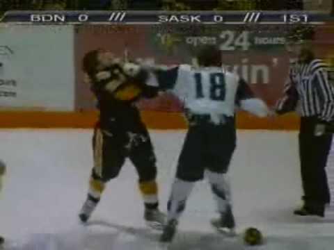 Jordan Hale vs. Randy McNaught