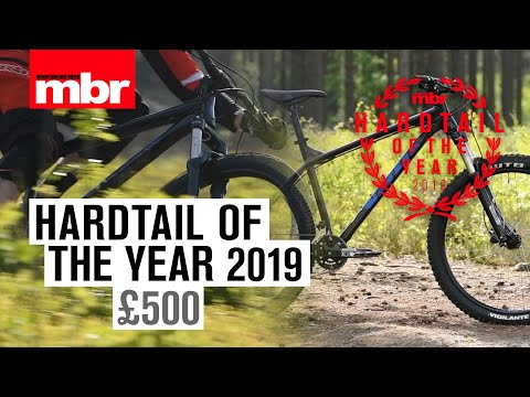 Vitus Nucleus 27 VR | Hardtail Of The Year 2019 | Up To £500 | Mountain Bike Rider