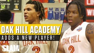 Oak Hill adds a NEW piece and beats Bristol Prep by THIRTY! | SLAM Highlights