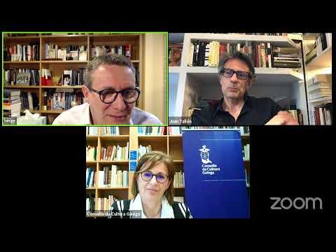 Diálogo de Luisgé Martín con Carme Adán e Juan Tallón