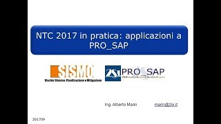 FEM Analysis of marble panels with PRO_SAP Professional SAP
