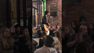 Jon Foreman Aftershow 2/14/17 - Southbound Train