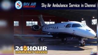 Get Finest Charter Air Ambulance in Mumbai by Sky Air Ambulance