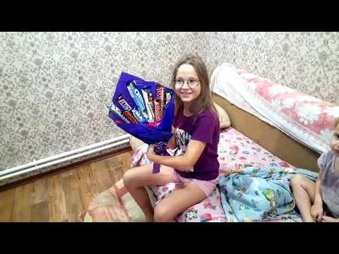 Vlog:Моя мечта.Делаю сладкий букет для дочи.Пропадают  коментарии.