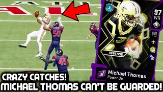 MICHAEL THOMAS CAN'T BE GUARDED! SHREDDING THE DEFENSE! Madden 20 Ultimate Team