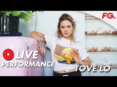 TOVE LO | ACOUSTIC LIVE 'JACQUES' | HAPPY HOUR | RADIO FG