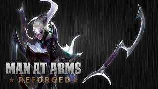 Diana's Crescent Moon Blade (League of Legends) - Man At Arms: Reforged