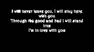 I'm in love with you lyrics - Christian Bautista & Angeline Quinto