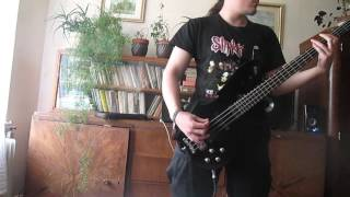 Tarot - Undead Son - Bass Cover