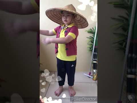 B002土精靈代言人-李O鄅-水土精靈小小形象代言人選拔