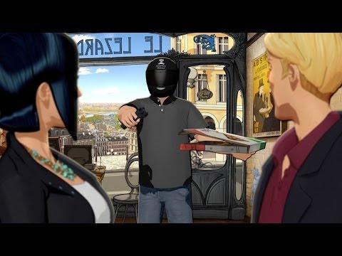 Broken Sword 5: The Serpent's Curse - Promo Trailer thumbnail