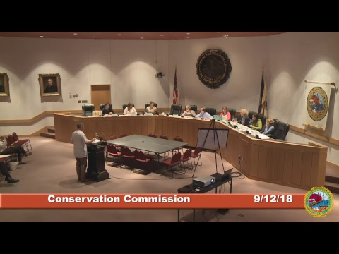 Conservation Commission 9.12.18