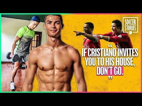 10 Teammates That Were Shocked By Cristiano Ronaldo's Training Methods