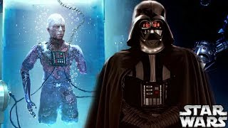 Why The Emperor Wanted Vader To Look Like An Ancient Sith – Star Wars Explained