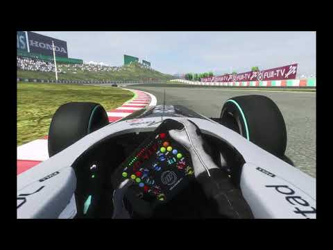 F1 2009 (rFactor 2) Japanese Grand Prix Round 15 120% Difficulty