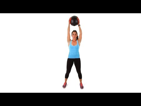 How to Do a Medicine Ball Chop | Abs Workout