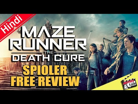 Maze Runner Death Cure Spoiler Free Review [Explained In Hindi]