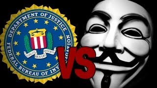 FBI Says Anonymous No More?!