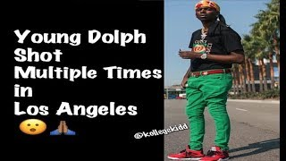 Young Dolph Shot Multiple Times In Los Angeles, Yo Gotti Named Person of Interest