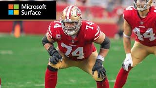 49ers Live: Joe Staley Recaps Shootout vs. Saints and Looks ahead to Final Stretch of 2019 | 49ers