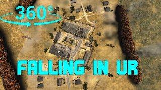 360° Falling in VR #360video