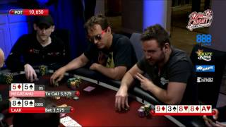 Poker Night in America | Live Stream | 7-20-15 | Twitch Cash Game - Las Vegas, NV (1/4)