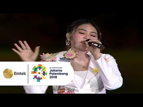, title : 'Via Vallen - Meraih Bintang | Opening Ceremony Asian Games 2018'