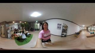 Miri Jung's Fitness Life in 361VR Ep.1