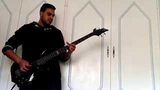 Arch Enemy Bridge of Destiny Bass Cover HD