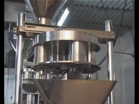 AFFS Collar Type with Cup Filling Machine .