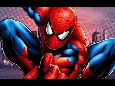 Игра Лего! Окончательный Человек Паук. Мультфильм Человек Паук. Spiderman!