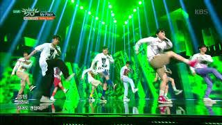 뮤직뱅크 Music Bank - My Pace -Stray Kids(스트레이 키즈).20180824