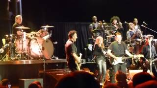 "BRUCE SPRINGSTEEN & THE E STREET BAND / JOE ELY ""Great Balls of Fire"" and ""Lucille""  Houston 5-6-14"
