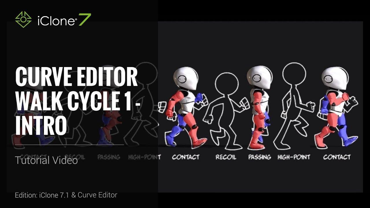 Walk Cycle 1 - Intro