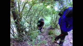 You can see the complete trail and description at http://metioenverea.es/2015/01/canada-del-mesto-y-senda-de-los-pescadores/