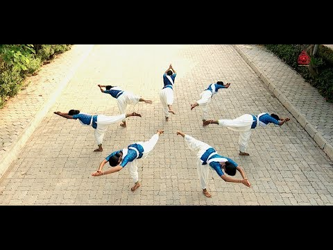 NATYOBICS for fitness freaks -Sridevi Nrithyalaya - Bharathanatyam Dance