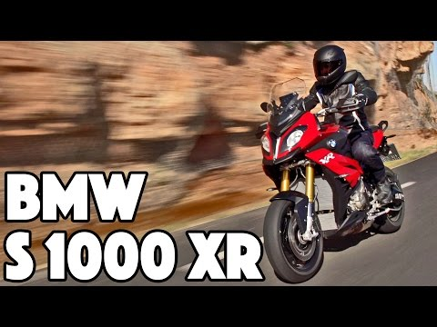 NEW 2016 BMW S 1000 XR review